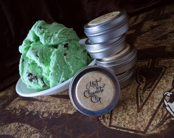 Mint Chocolate Chip (solid perfume)