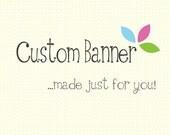 Custom Banner... 3-7 letters in length