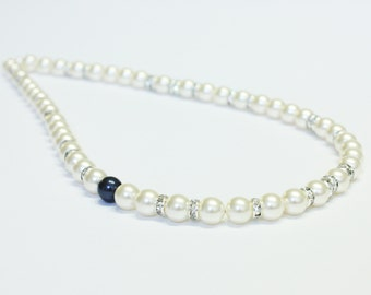 Pearl Necklace || Something Blue