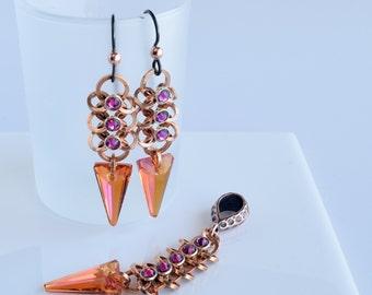 Kit Fishbone Jewel - Astral Pink