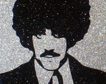 Thin Lizzy Inspired Classic Rock Art • Rock and Roll Decor • Rock Music Poster