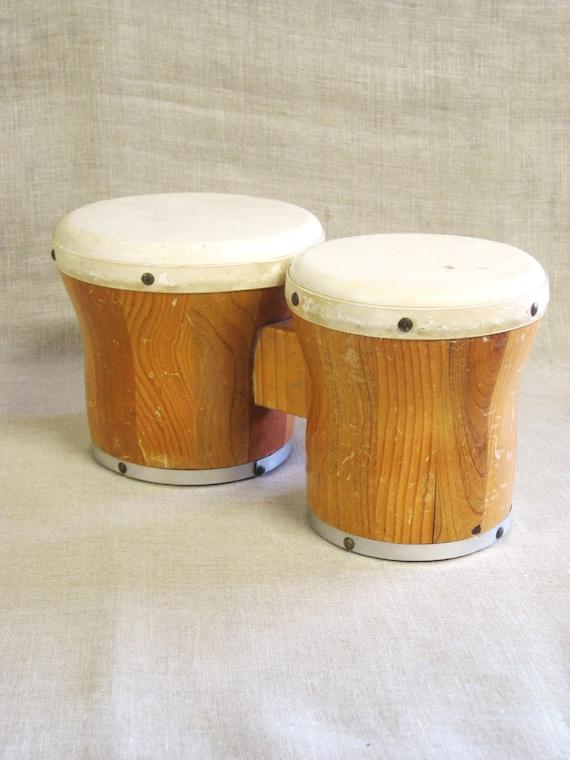 Bongo drums musical instruments beatnik music