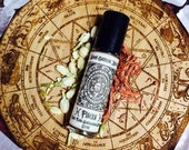 PISCES Essential Oil Blend~February 19  - March 20~ Love~ Compassion~ Creative~ Jasmine~ Sandalwood~ Ylang Ylang~Catnip~  1/3oz Roll On