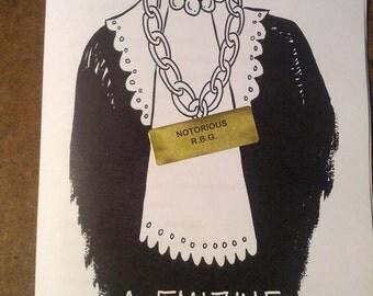Notorious RBG Fanzine