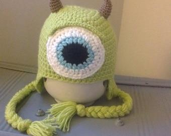 Monster inspired hat