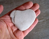Large Stone Heart - I'm Single-heartedly in Love with You - FREE SHIPPING