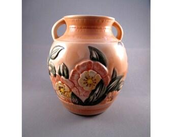 Vintage Staffordshire Vase, Shorter and Son