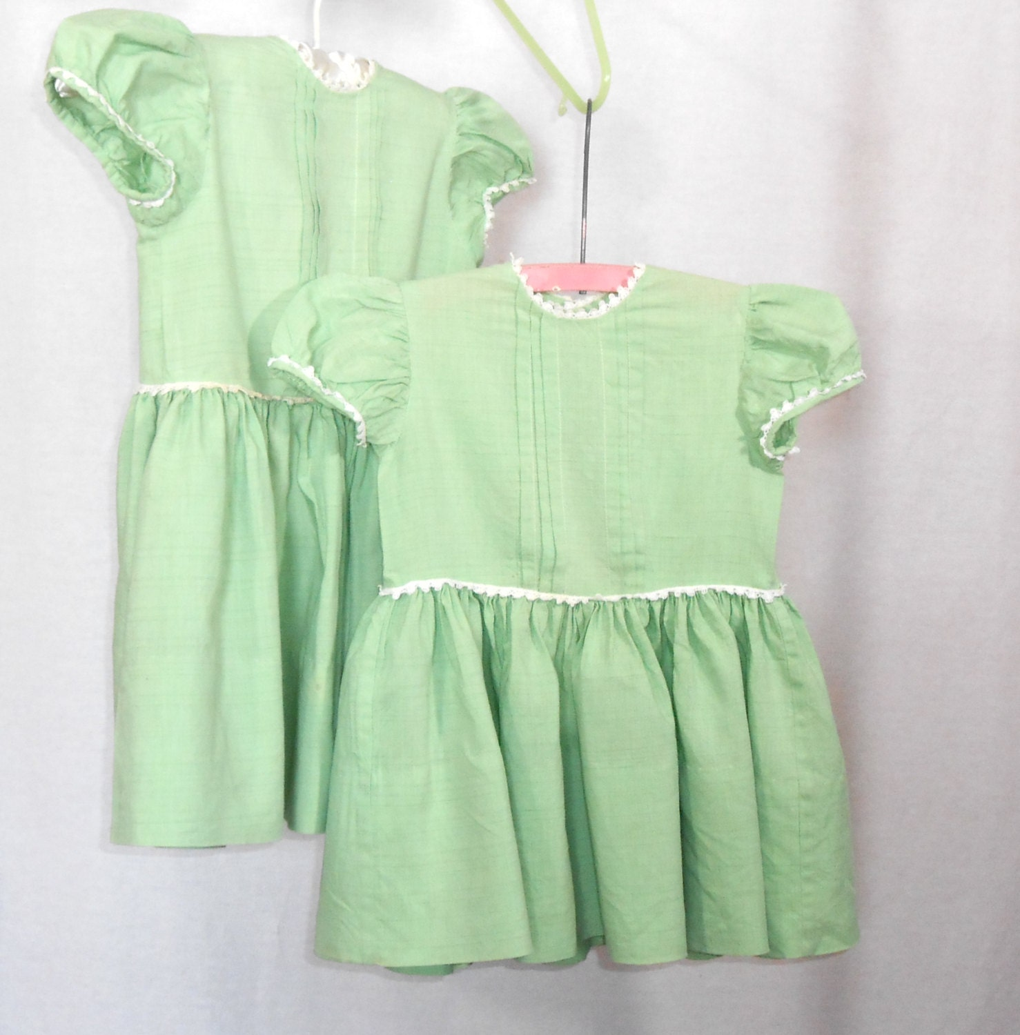 Vintage 1940 s Baby Dresses Vintage Baby Clothes Toddler