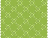 Merry & Bright Lime Coordinate from Maywood Studios - Full or Half Yard Christmas Lime Green