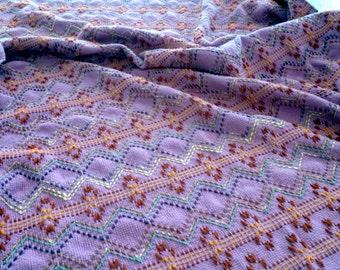 NEW Swedish Weave Colot Blanket