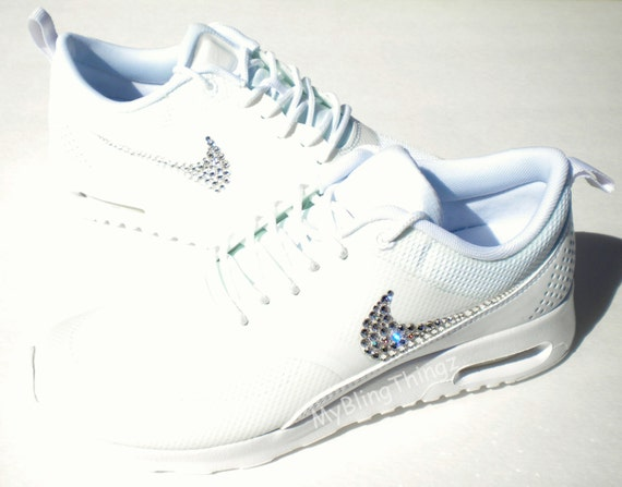 cheap Bling Nike Shoes with Swarovski Crystals Nike by MyBlingThingz ... da3455348
