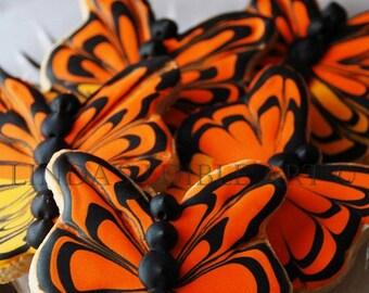Butterfly Cookies (1 Dozen)