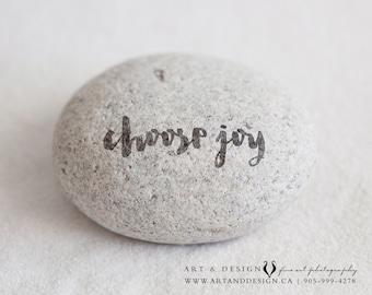 Motivational Quote, Choose Joy, Motivational Print, Motivational Poster, Zen Wall Decor, Inspirational Poster, Yoga Print, Meditation Art