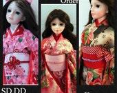 Kimono SD.13SD.DD.23inch BJD.