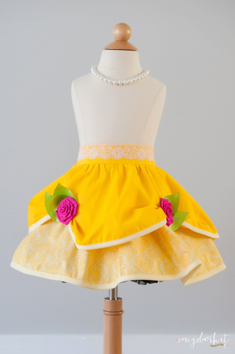 Just Skirts And Dresses Inspiration: Belle Inspired Dress Up Costume Skirt Circle Skirt Style