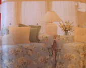SLIPCOVERS and Pillows PATTERN Uncut