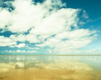 Summer clouds - Fine Art Photography Print