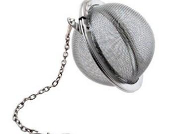 "2"" Stainless Steel Tea Ball Infuser"