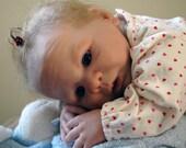Reborn Denise Pratt sculpt *sweet baby Margaret *Love her cute little face