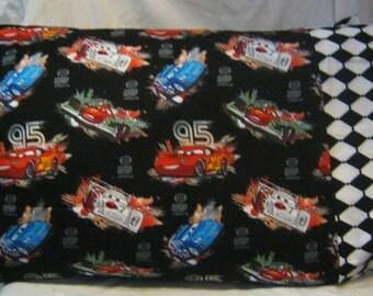 Standard Pillow Case-Cars  Lightning McQueen Pillowcase