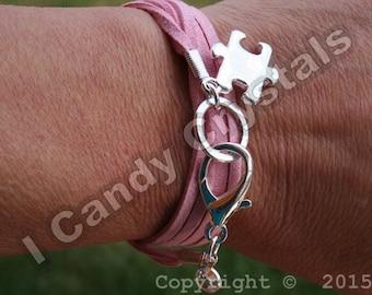 Custom Autism Awareness Bracelet