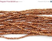 ON SALE Copper Bronze 2mm Fire Polished