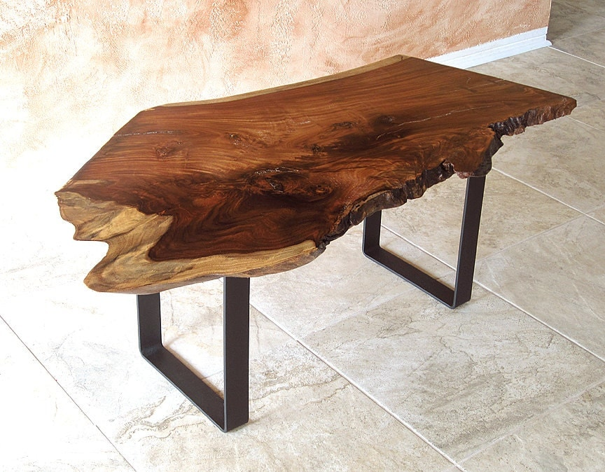 Live Edge Table Readybuilt Coffee Table By Timobrienwoodworks