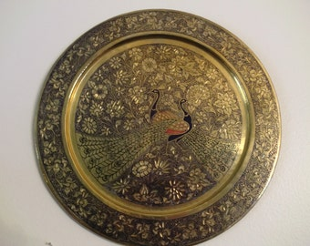 Brass Etched Plate