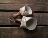 Rustic Scoops for flour sugar cornmeal rice
