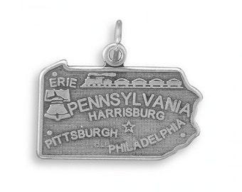 Pennsylvania State Charm