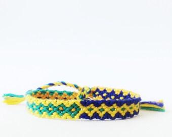 super skinny friendship bracelet