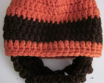 20% OFF CUSTOM Kids Ultimate Bearded Beanie