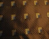 Woven Necktie Mill Sample Strike Off Blanket