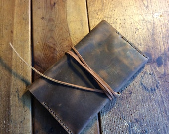Mens leather travel wallet, Leather wallets, Passport holder, Men's leather wallets, Travel wallet leather, Handmade Passport ticket holder