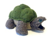 Snapping Turtle Plush Toy  - Made to Order
