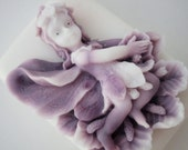 FAIRY SOAP BAR - gifts for teens, gifts for woman, Stocking stuffer for her, gift for teachers, lavender fairy soap