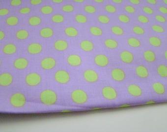 Kaffe Fassett Spots Lavender Fabric GP 70, OOP