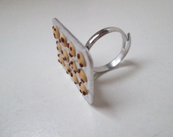 Cookie Sheet Adjustable Ring