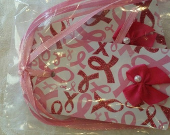 Breast Cancer Awareness Gift Tags