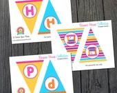 Bounce House Birthday Banner / Bounce House Banner / Bounce House Birthday / Bounce Party / INSTANT DOWNLOAD