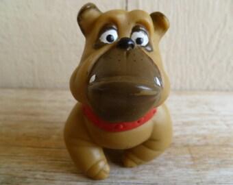 Oliver and Company Dodger Finger Puppet McDonalds Happy Meal 1988