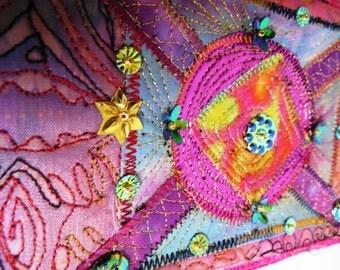 Textile Treasure Box