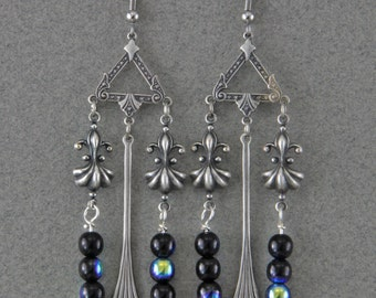 Chandelier Style Handmade Earrings