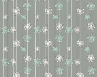 Good Natured - Gray Natured Dandelion - 1/2 yard