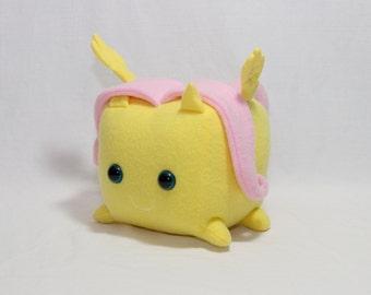 Fluttershy Pony Cube