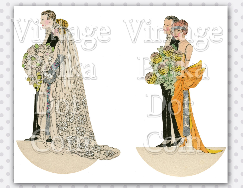 art deco clip art wedding - photo #27