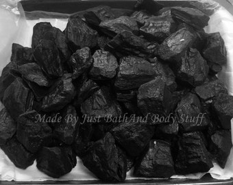 Lump of Coal Soap, Novelty Soap, Naughty Christmas, Fake Coal, 1 Piece of Coal