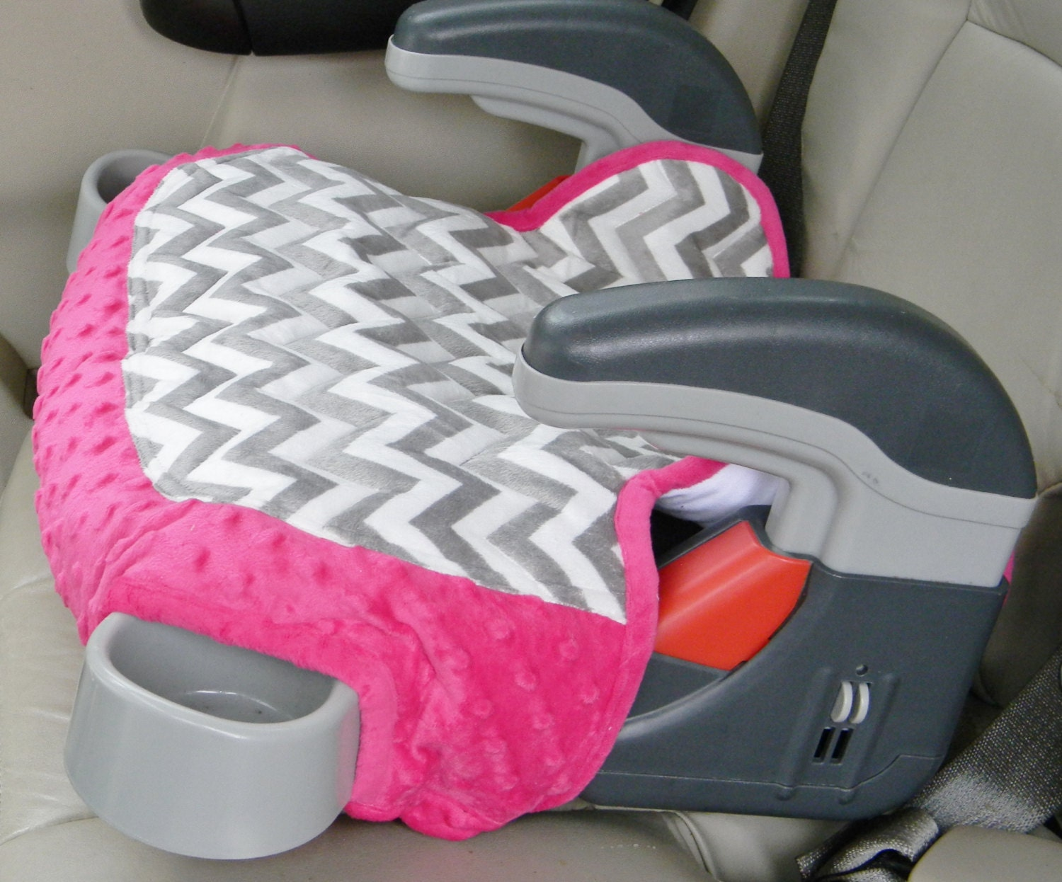 Graco Turbo Padded Booster Seat Car Accessory In Grey By Berniea64
