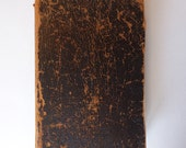 1917 Holy Bible Leather Bound