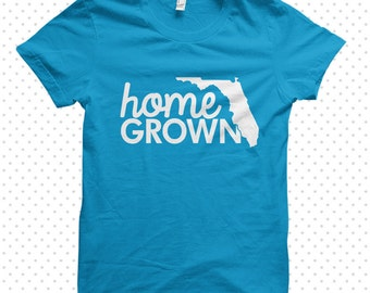 Home Grown | Florida: made-to-order tshirt